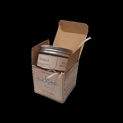 Custom Printed Skincare Exfoliator, Body Scrub Box Packaging Design (2)