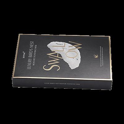 Custom Printed Skincare Exfoliator, Body Scrub Box Packaging Design (4)