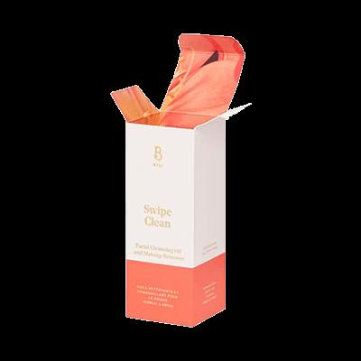 Custom Printed Skincare Cleanser, Face Wash Box Packaging Design (2)