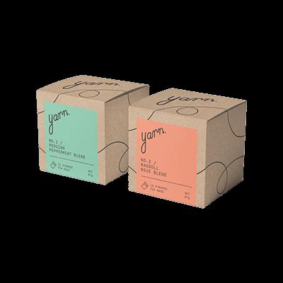 Custom Printed Skincare Salve Boxes & Packaging Design (1)