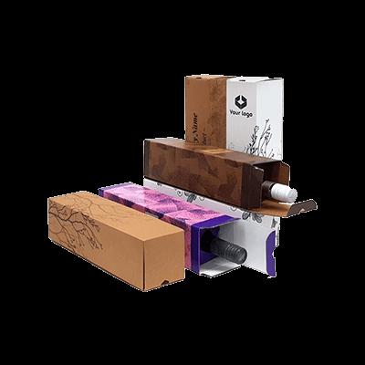 Custom Printed 40ml Bottle Boxes & Packaging Design (3)