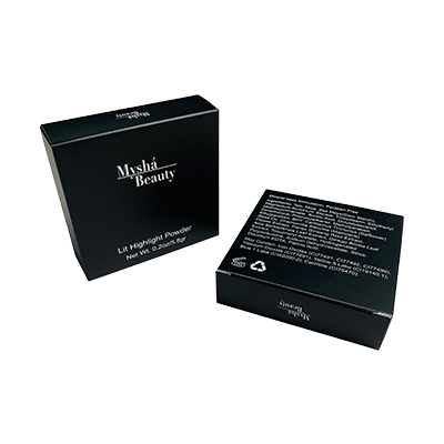 Custom Foundation Packaging Boxes With Logo