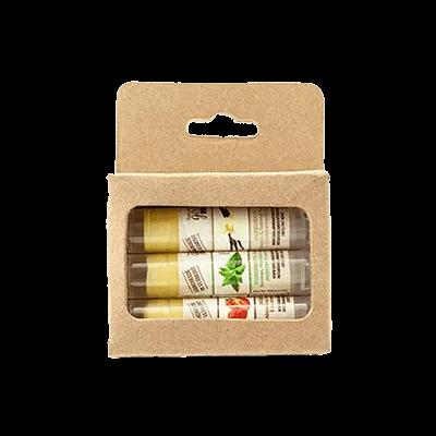 Custom Lip balm Box Manufacturer & Supplier