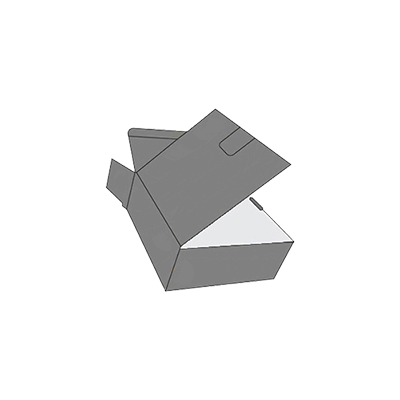 Bookend Box Mockup