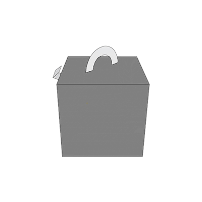 Cube Shaped Carrier Design