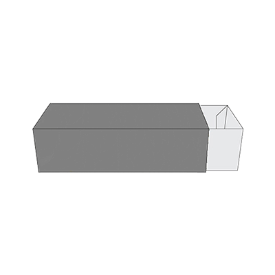 Double Glue Side Wall Box Packaging