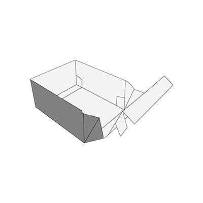 Double Wall Tray Design