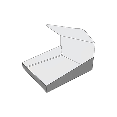 Double Wall Display Lid Box Packaging