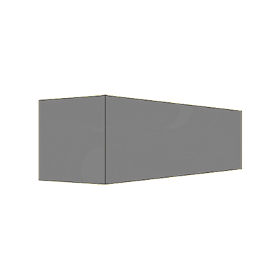 Front Cut Out Display Tray Box Packaging