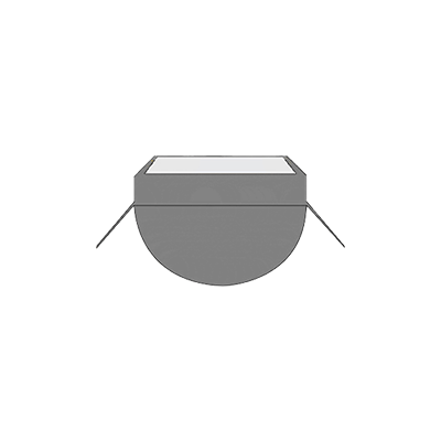 Half Circular Interlocking Mockup