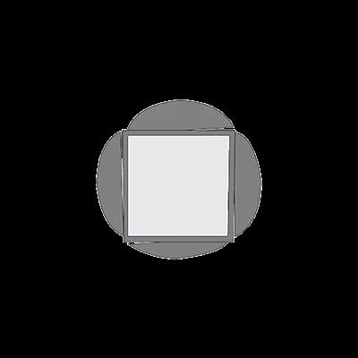 Half Circular Interlocking Box Packaging