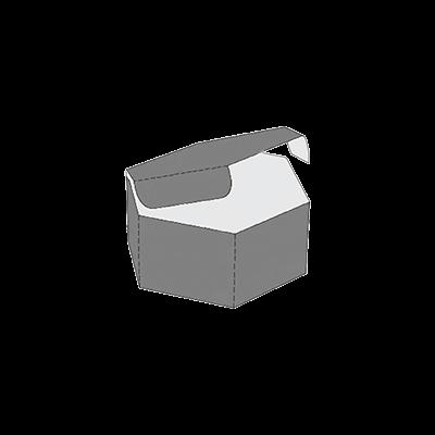 Hexagon Box Mockup