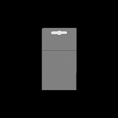 Panel Hanger Snap Lock Bottom Design
