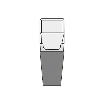 Reinforced Sides With Hinged Top Design