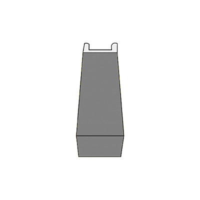 Reinforced Sides With Hinged Top Box Packaging