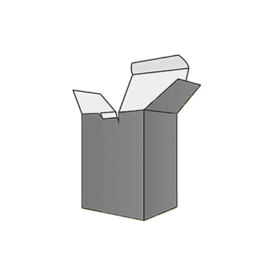 Reverse Tuck End With Lock Box Packaging