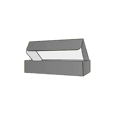 Roll End Tuck Top Mockup