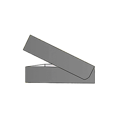 Roll Ends With Lid Design