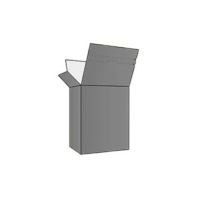 Seal End With Tear Open and Lock Box Mockup