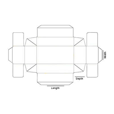 Simplex Tray Template